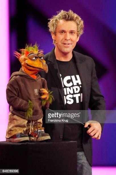 German comedian Sascha Grammel during the Goldene Kamera show on March 4 2017 in Hamburg Germany