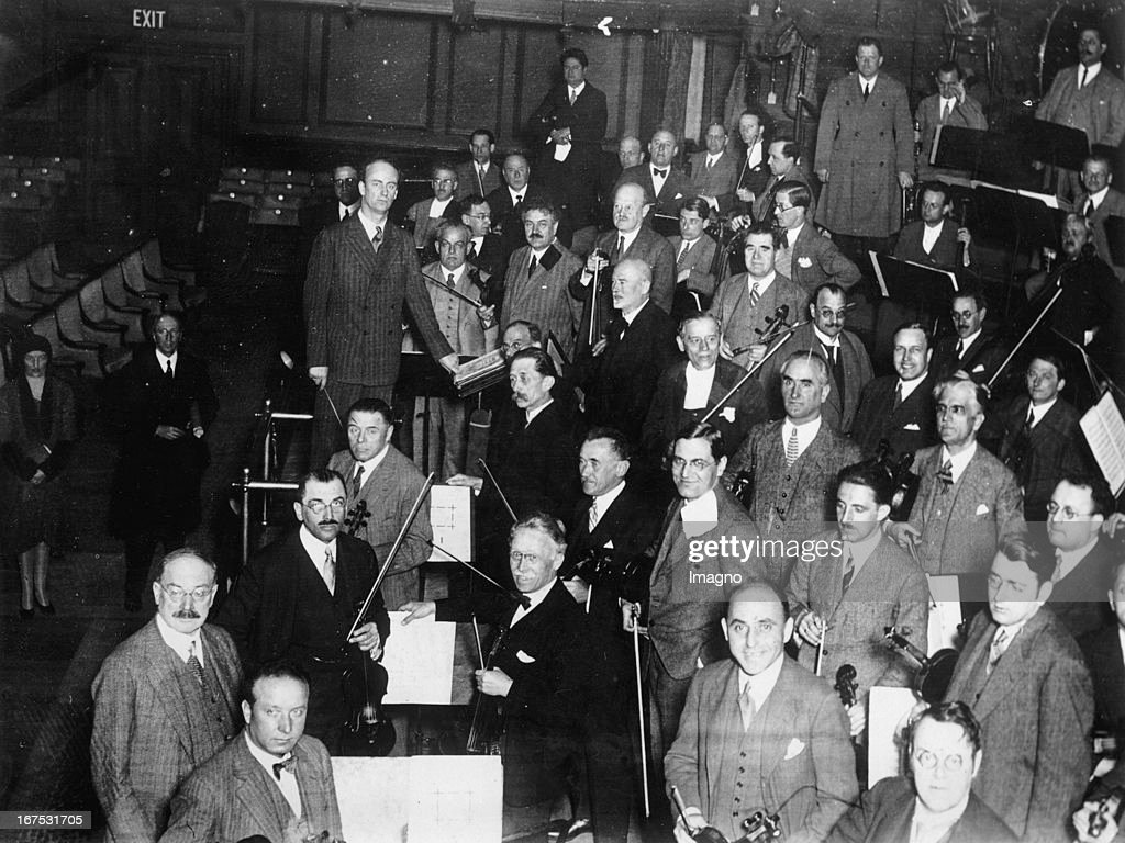 Wilhelm Furtwängler Вильгельм Фуртвенглер - Johann Strauss Jr. И. Штраус Выдающиеся Дирижеры