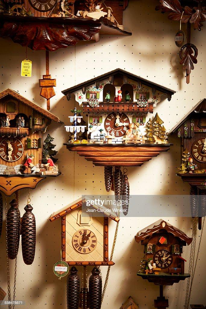 german cuckoo clock made in triberg