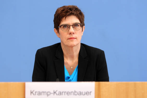 DEU: Germany To Restructure Its Military Special Forces Following Exposure Of Far-Right Members