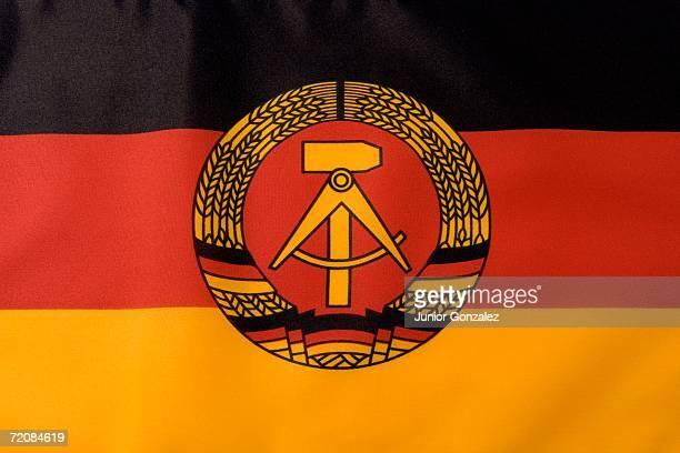 German Democratic Republic Flag