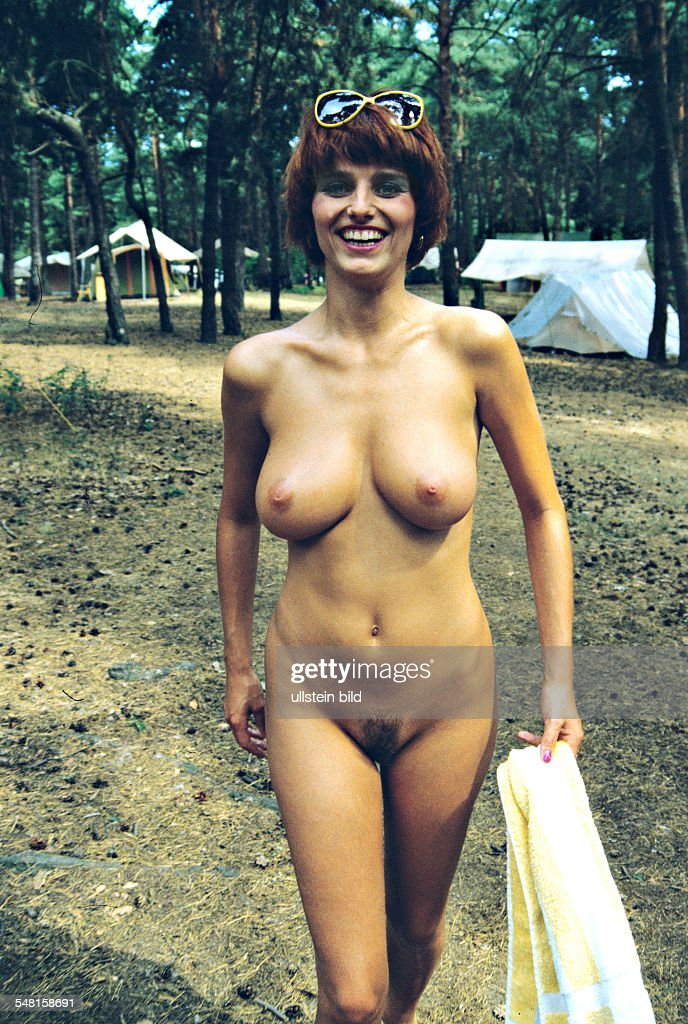 Nudist Women Camping Photos 85