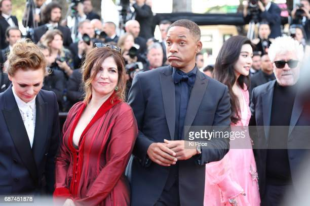 German director and member of the Feature Film jury Maren Ade French actress and director and member of the Feature Film jury Agnes Jaoui US actor...