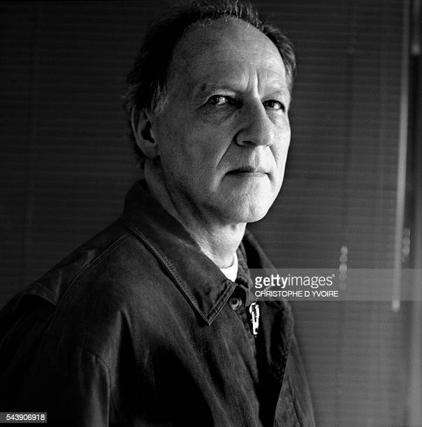 German Director Werner Herzog