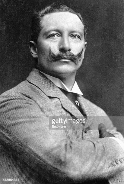 German emperor and King of Prussia from 1888 to the end of the first World War Frederick Wilhelm II was one of Germany's most militaristic rulers