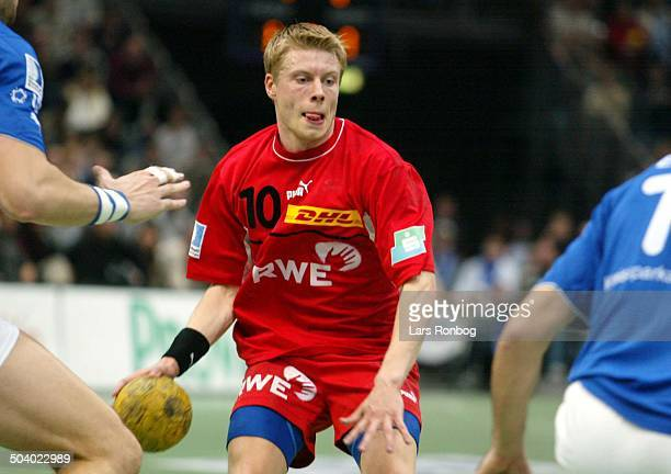 German Handball Gudjon Valur Sigurdsson Tusem Essen