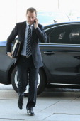 German Health Minister Daniel Bahr arrives for the German government weekly cabinet meeting on May 23 2012 in Berlin Germany High on the morning's...