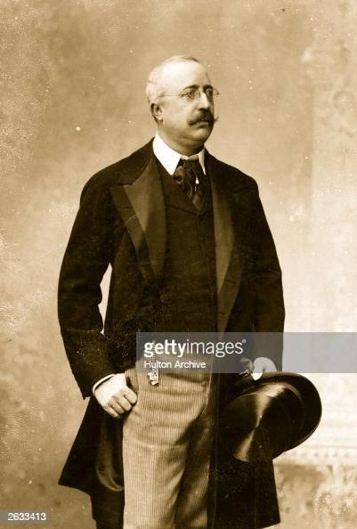 German industrialist and arms manufacturer Friedrich Krupp