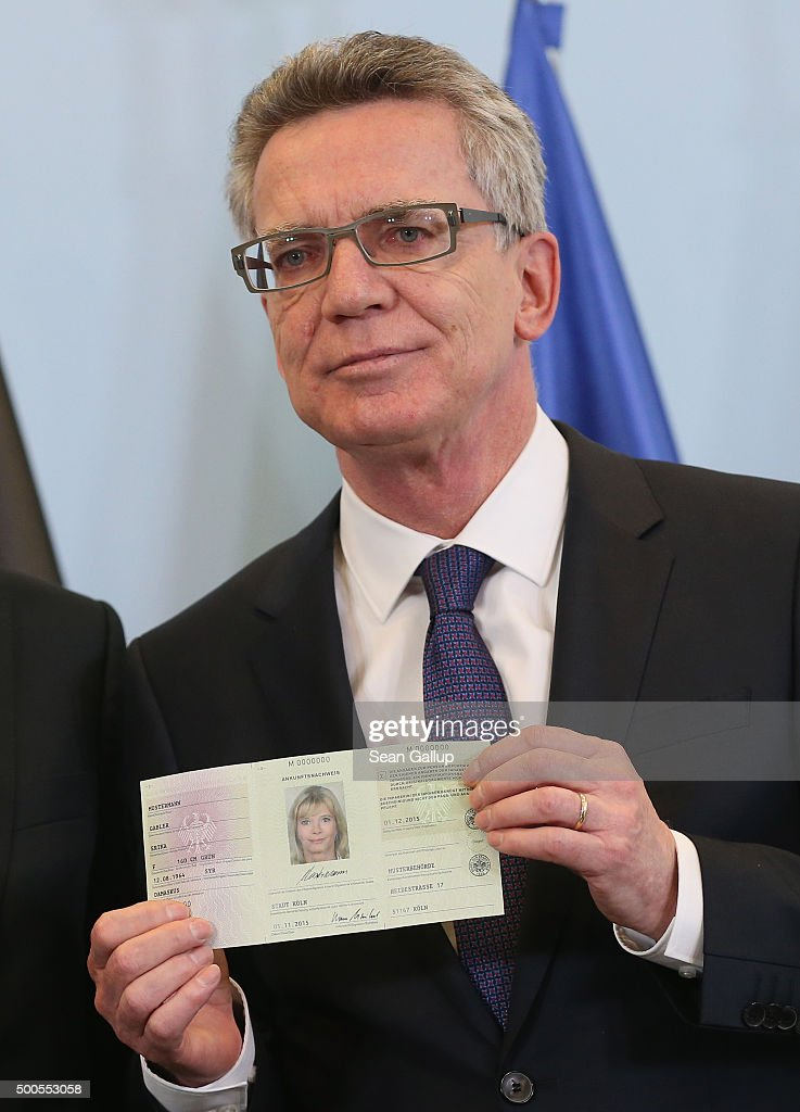 Germany Introduces ID Card For Asylum Applicants