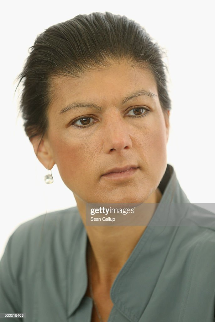 Sahra Wagenknecht Portraits | Getty Images