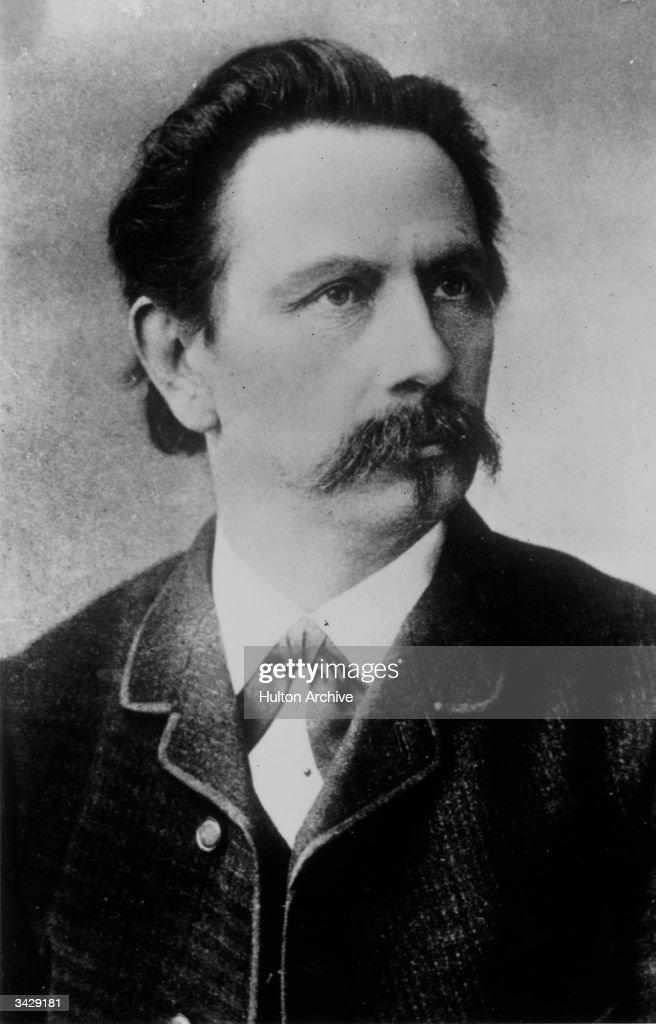 German mechanical engineer and car manufacturer <b>Karl Benz</b> (1844 - 1929). - german-mechanical-engineer-and-car-manufacturer-karl-benz-picture-id3429181