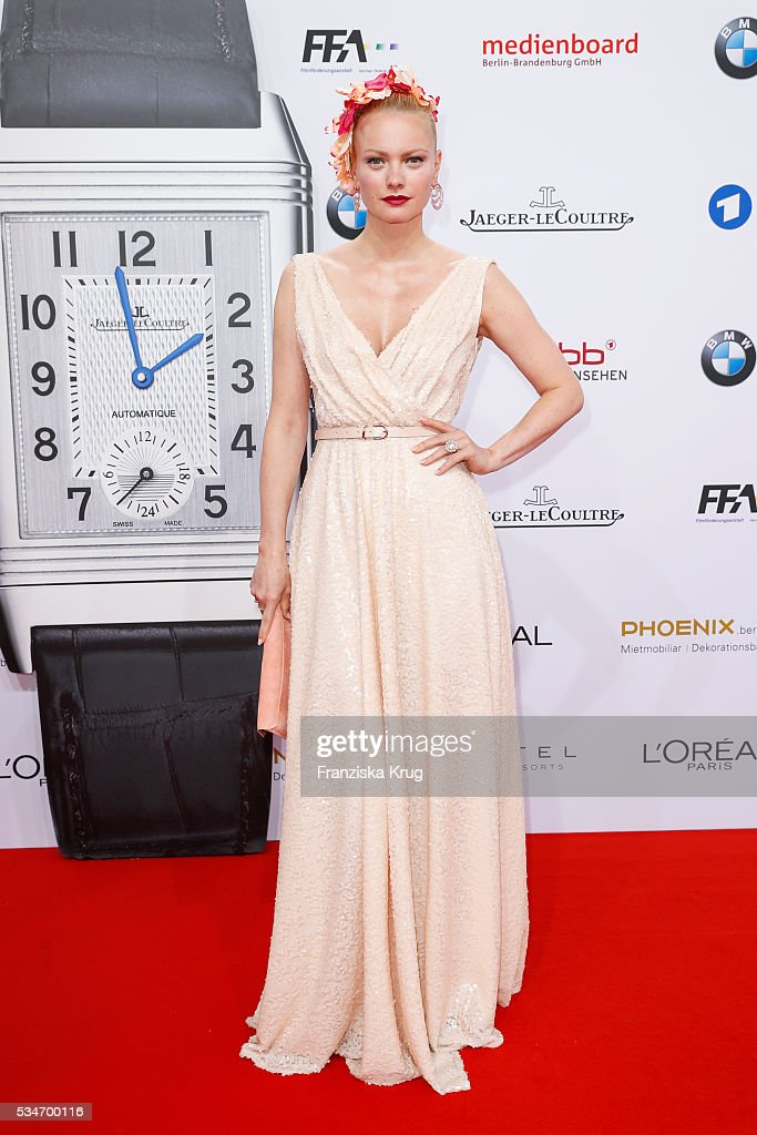 Jaeger-LeCoultre At Lola - German Film Award 2016