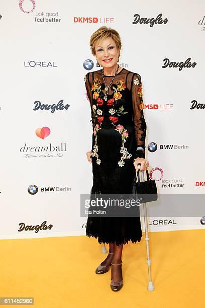 German moderator AntjeKatrin Kuehnemann attends the Dreamball 2016 at Ritz Carlton on September 29 2016 in Berlin Germany