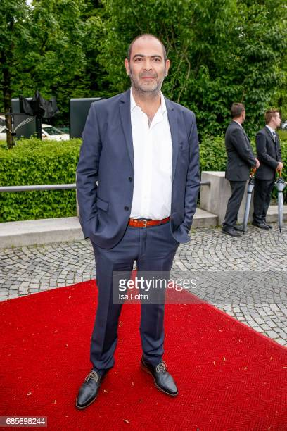 German musician actor and presenter Hannes Ringlstetter attends the Bayerischer Fernsehpreis 2017 at Prinzregententheater on May 19 2017 in Munich...