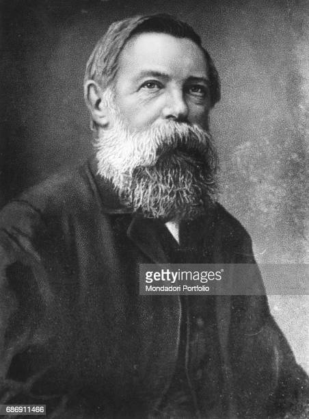 friedrich engels stock photos and pictures getty images. Black Bedroom Furniture Sets. Home Design Ideas