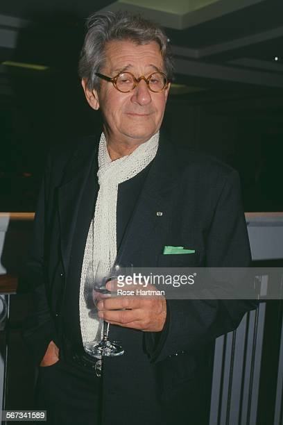 German photographer Helmut Newton circa 1998