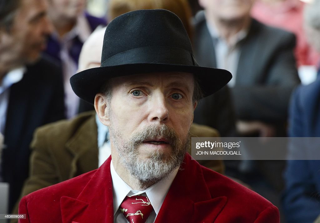 German plastinator <a gi-track='captionPersonalityLinkClicked' href=/galleries/search?phrase=Gunther+von+Hagens&family=editorial&specificpeople=226597 ng-click='$event.stopPropagation()'>Gunther von Hagens</a> attends a press preview of the 'Menschen Museum' (Human Being Museum) on the eve of its opening in Berlin, on February 17, 2015. German anatomist <a gi-track='captionPersonalityLinkClicked' href=/galleries/search?phrase=Gunther+von+Hagens&family=editorial&specificpeople=226597 ng-click='$event.stopPropagation()'>Gunther von Hagens</a>, dubbed 'Doctor Death' for preserving and displaying dead bodies as artworks, opens a museum dedicated to the technique called plastination, after 20 years of touring the world with this controversial exhibition of human complete corpses and organs.