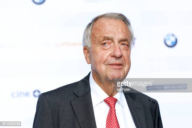 German politician Manfred Neumann attends the summer party 2017 of the German Producers Alliance on July 12 2017 in Berlin Germany