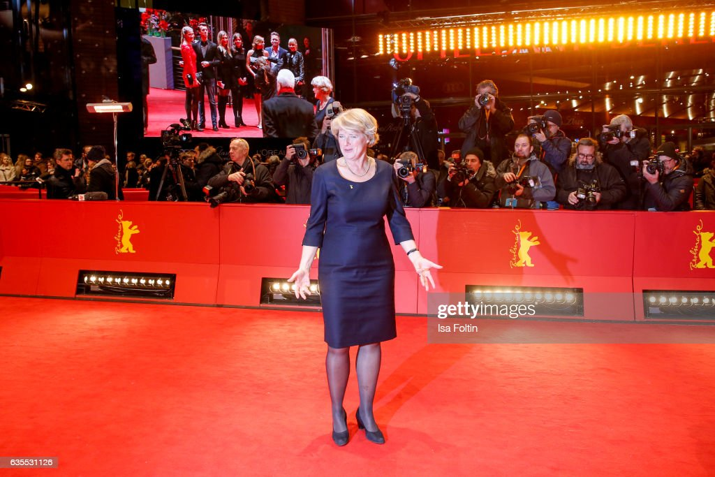 'Return to Montauk' Premiere - Audi At The 67th Berlinale International Film Festival