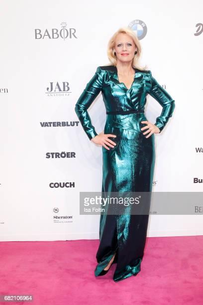 German presenter Barbara Schoeneberger attends the Duftstars at Kraftwerk Mitte on May 11 2017 in Berlin Germany