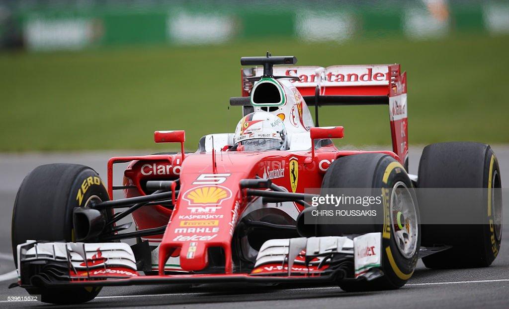 Top 10 German F1 drivers