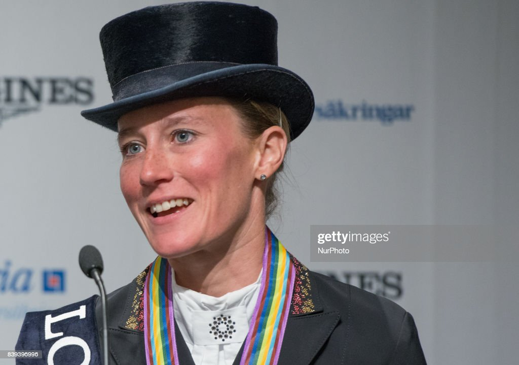 Press conference after first jumping competition of 2017 FEI