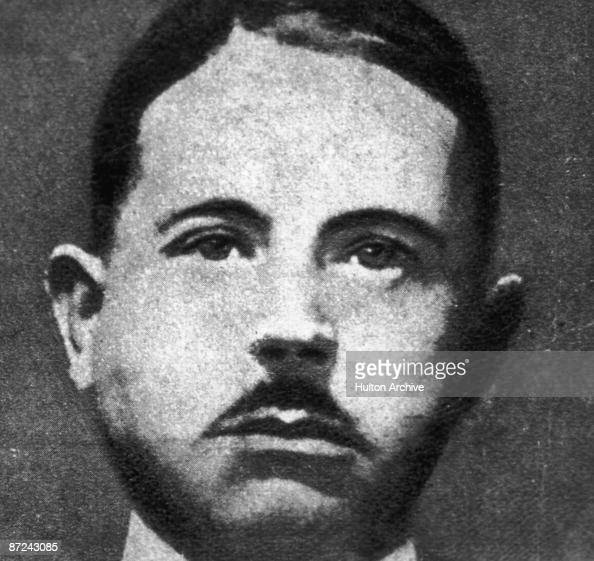 German serial killer Peter Kurten circa 1930 Dubbed The Vampire of Dusseldorf by the media he was found guilty of nine murders and seven attempted...