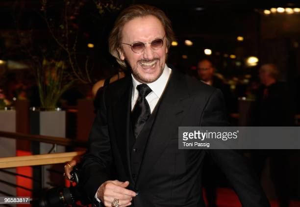 German singer Marius Mueller Westernhagen attends the 'Tuan Yuan' Premiere during day one of the 60th Berlin International Film Festival at the...