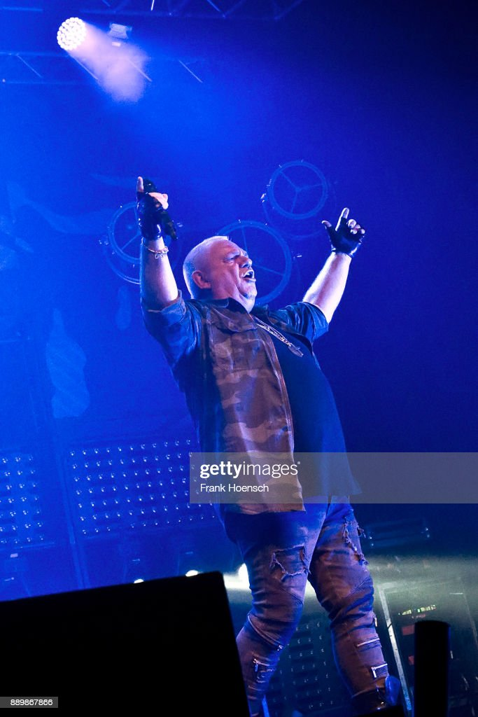 Dirkschneider Performs In Berlin
