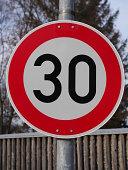 German Traffic Signs