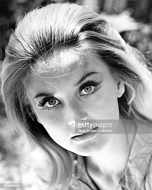 GermanAmerican actress Barbara Bouchet circa 1965