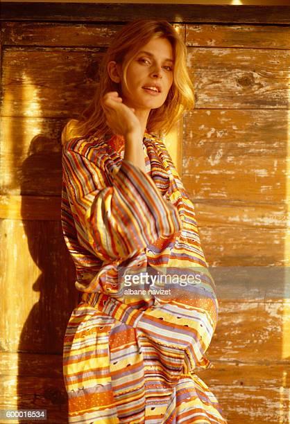 Germanborn actress Nastassja Kinski is expecting a baby with American record producer Quincy Jones
