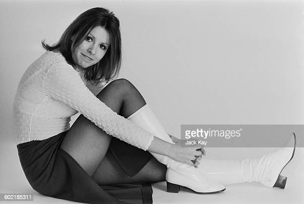 GermanBritish pop singer Ireen Sheer UK 5th January 1971