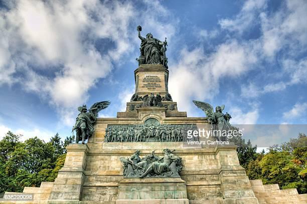 Germania Figure - Niederwald Monument - Rüdesheim am Rhein