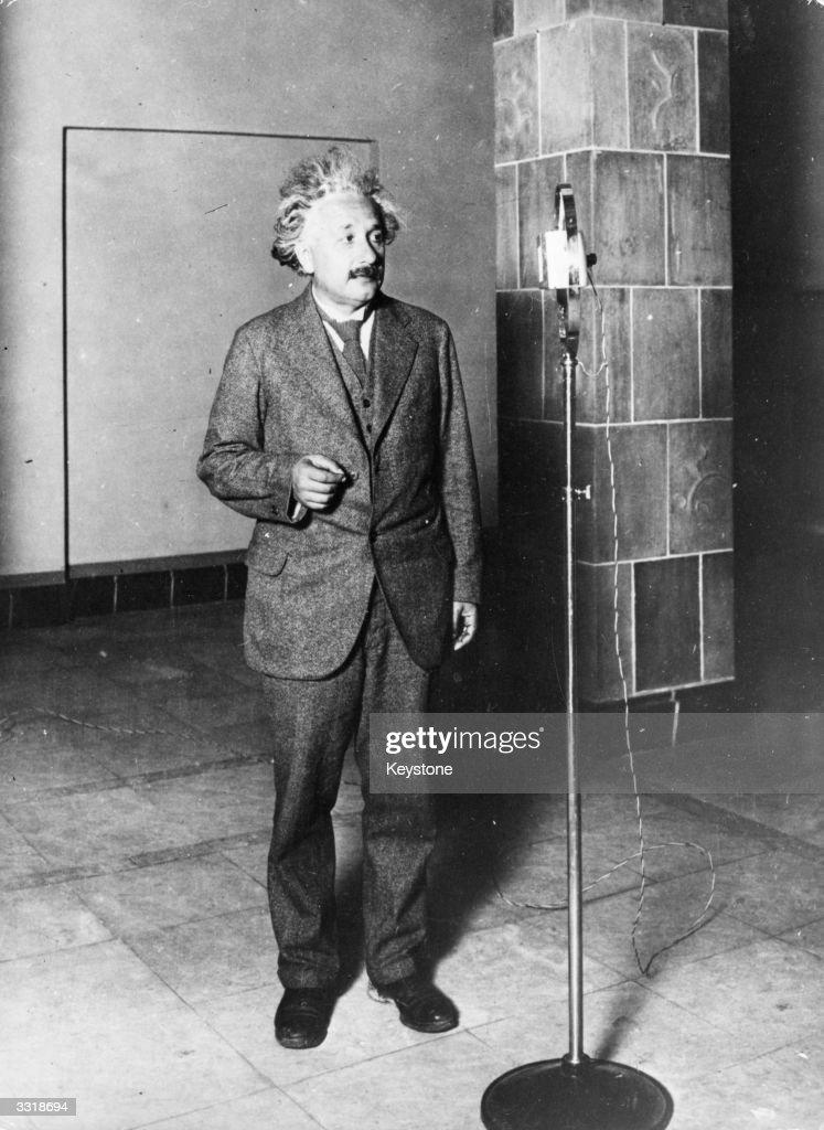a biography of albert einstein the german american physicist Political views of albert einstein often unrelated to theoretical physics or mathematics einstein's visible position in einstein was a german citizen.