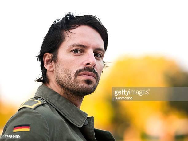 German-Turkish Young Man