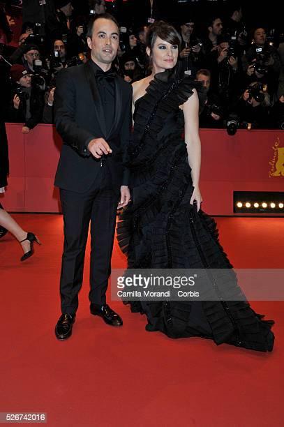 Germany 66 Berlin Film Festival Nicholas Kinski during the premiere of the film Heil Caesar
