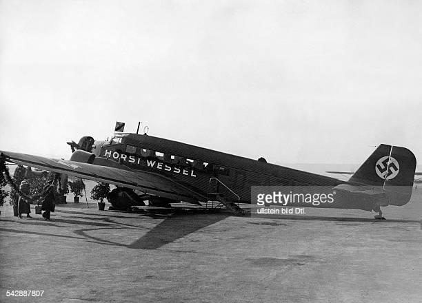 Junkers Berlin junkers ju 52 fotografías e imágenes de stock getty images