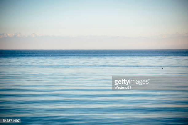 Germany, Baden-Wuerttemberg, Constance district, View over Lake Constance