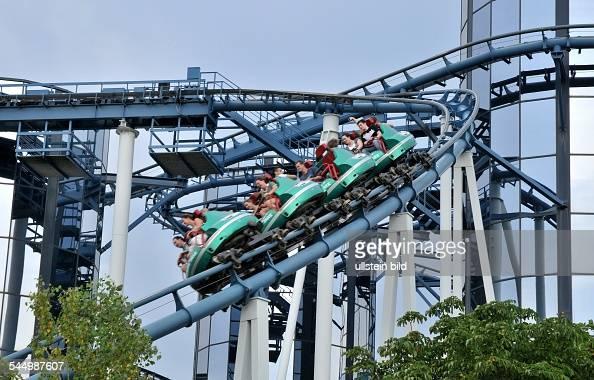 Germany BadenWuerttemberg Europapark Rust theme park Russia roller coaster EuroMirmit