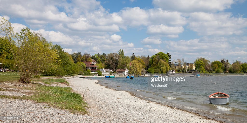 Germany, Baden-Wuerttemberg, Radolfzell, Lake Constance
