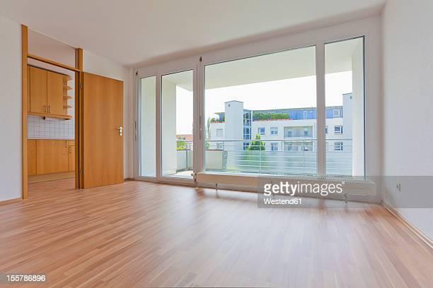 Germany, Baden-Wuerttemberg, Stuttgart, View of living room