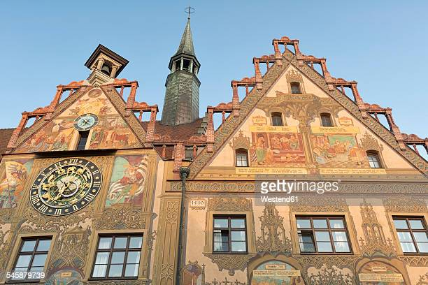 Germany, Baden-Wuerttemberg, Ulm, town hall