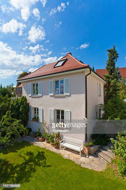 Germany, Baden-Wurttemberg, Stuttgart, View of detached house