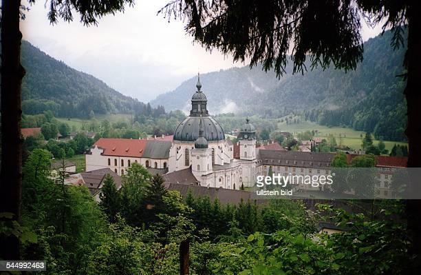 The benedictine monastery 'Ettal'