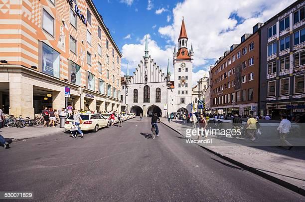 Germany, Bavaria, Munich, Altstadt-Lehel.