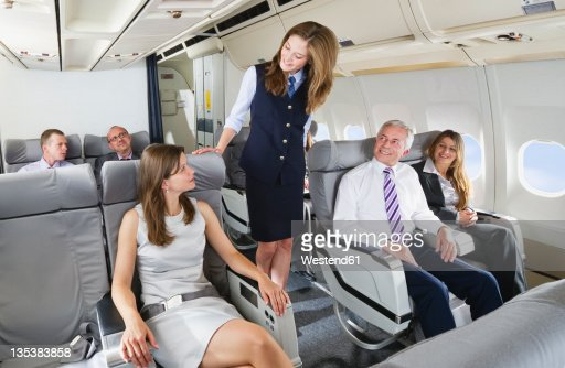 Blonde flight attendant women seeking men