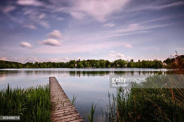 Germany, Bavaria, Starnberg, Wesslinger See