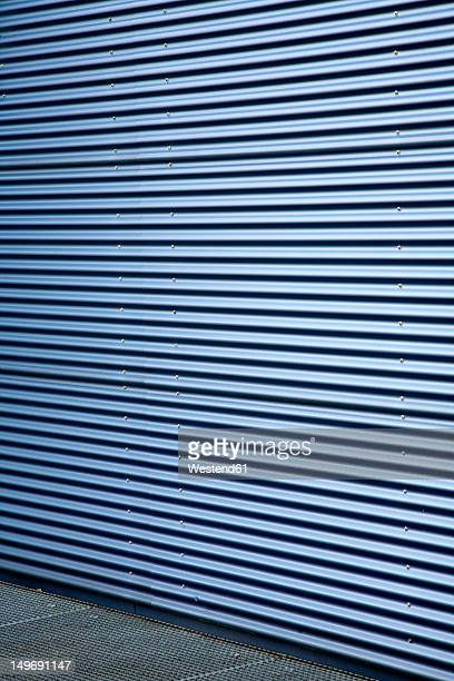 Germany, Bavaria, Wuerzburg, View of shutter