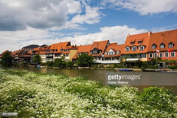 Germany, Bayern/Bavaria, Bamberg, Little Venice